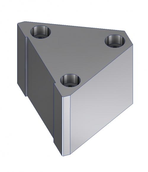 Produktbild Klemmstück 32 mm